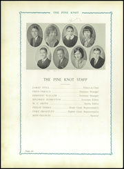 Page 10, 1929 Edition, Farmerville High School - Pine Knot Yearbook (Farmerville, LA) online yearbook collection