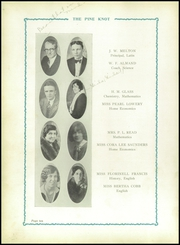 Page 14, 1929 Edition, Farmerville High School - Pine Knot Yearbook (Farmerville, LA) online yearbook collection