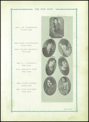 Page 15, 1929 Edition, Farmerville High School - Pine Knot Yearbook (Farmerville, LA) online yearbook collection