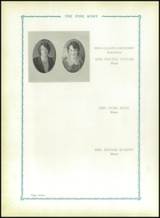 Page 16, 1929 Edition, Farmerville High School - Pine Knot Yearbook (Farmerville, LA) online yearbook collection