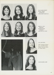 Archbishop Blenk High School - Dove Yearbook (Gretna, LA) online yearbook collection, 1974 Edition, Page 153