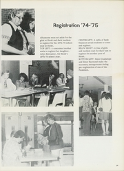 Archbishop Blenk High School - Dove Yearbook (Gretna, LA) online yearbook collection, 1974 Edition, Page 63
