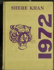 1972 Edition, Benton High School - Shere Khan Yearbook (Benton, LA)