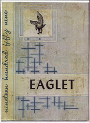Page 1, 1959 Edition, Live Oak High School - Eaglet Yearbook (Watson, LA) online yearbook collection