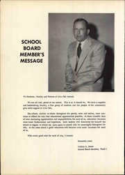Page 8, 1959 Edition, Live Oak High School - Eaglet Yearbook (Watson, LA) online yearbook collection