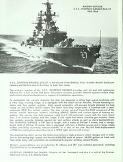 Page 6, 1966 Edition, Josephus Daniels (DLG 27) - Naval Cruise Book online yearbook collection