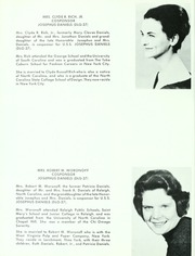 Page 8, 1966 Edition, Josephus Daniels (DLG 27) - Naval Cruise Book online yearbook collection