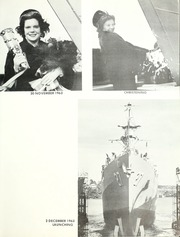 Page 9, 1966 Edition, Josephus Daniels (DLG 27) - Naval Cruise Book online yearbook collection