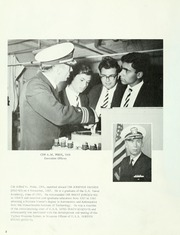 Page 12, 1967 Edition, Josephus Daniels (DLG 27) - Naval Cruise Book online yearbook collection