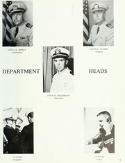 Page 13, 1967 Edition, Josephus Daniels (DLG 27) - Naval Cruise Book online yearbook collection