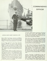Page 6, 1967 Edition, Josephus Daniels (DLG 27) - Naval Cruise Book online yearbook collection