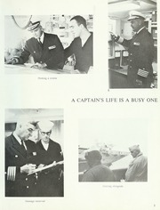 Page 7, 1967 Edition, Josephus Daniels (DLG 27) - Naval Cruise Book online yearbook collection