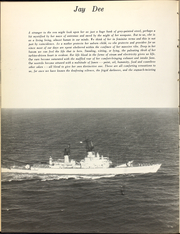 Page 10, 1971 Edition, Josephus Daniels (DLG 27) - Naval Cruise Book online yearbook collection