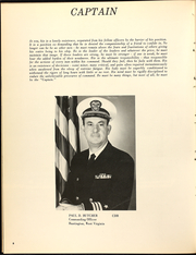 Page 12, 1971 Edition, Josephus Daniels (DLG 27) - Naval Cruise Book online yearbook collection