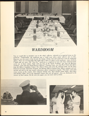 Page 14, 1971 Edition, Josephus Daniels (DLG 27) - Naval Cruise Book online yearbook collection