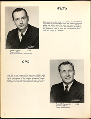 Page 16, 1971 Edition, Josephus Daniels (DLG 27) - Naval Cruise Book online yearbook collection