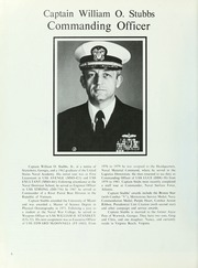 Page 10, 1984 Edition, Josephus Daniels (DLG 27) - Naval Cruise Book online yearbook collection