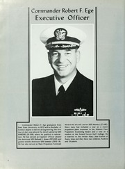 Page 12, 1984 Edition, Josephus Daniels (DLG 27) - Naval Cruise Book online yearbook collection
