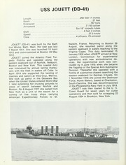 Page 8, 1968 Edition, Jouett (DLG 29) - Naval Cruise Book online yearbook collection