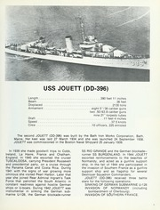 Page 9, 1968 Edition, Jouett (DLG 29) - Naval Cruise Book online yearbook collection