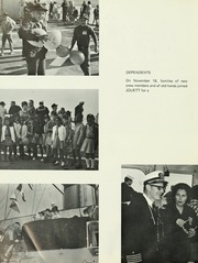 Page 12, 1970 Edition, Jouett (DLG 29) - Naval Cruise Book online yearbook collection