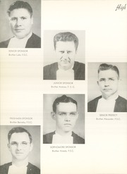 Page 16, 1951 Edition, Saint Pauls School - Conifer Yearbook (Covington, LA) online yearbook collection
