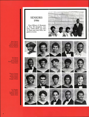 Page 10, 1986 Edition, Clinton High School - Eagles Nest Yearbook (Clinton, LA) online yearbook collection