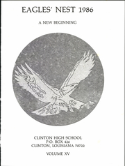 Page 5, 1986 Edition, Clinton High School - Eagles Nest Yearbook (Clinton, LA) online yearbook collection