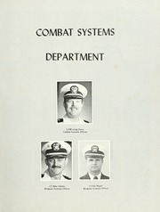 Page 13, 1983 Edition, Jouett (CG 29) - Naval Cruise Book online yearbook collection