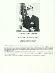 Page 8, 1983 Edition, Jouett (CG 29) - Naval Cruise Book online yearbook collection