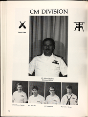 Page 106, 1987 Edition, Jouett (CG 29) - Naval Cruise Book online yearbook collection