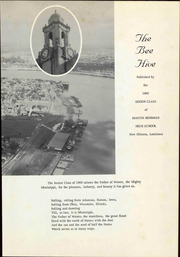 Page 7, 1960 Edition, Behrman High School - Bee Hive Yearbook (New Orleans, LA) online yearbook collection