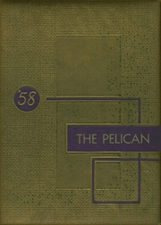 Page 1, 1958 Edition, Homer High School - Pelican Yearbook (Homer, LA) online yearbook collection