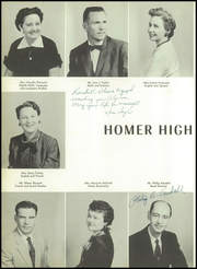 Page 14, 1958 Edition, Homer High School - Pelican Yearbook (Homer, LA) online yearbook collection