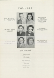 Page 10, 1947 Edition, Haynesville High School - Tornado Yearbook (Haynesville, LA) online yearbook collection