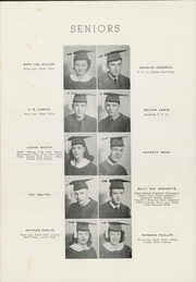 Page 14, 1947 Edition, Haynesville High School - Tornado Yearbook (Haynesville, LA) online yearbook collection