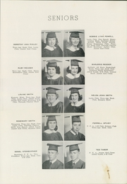 Page 15, 1947 Edition, Haynesville High School - Tornado Yearbook (Haynesville, LA) online yearbook collection