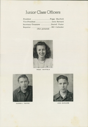 Page 17, 1947 Edition, Haynesville High School - Tornado Yearbook (Haynesville, LA) online yearbook collection