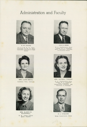 Page 7, 1947 Edition, Haynesville High School - Tornado Yearbook (Haynesville, LA) online yearbook collection