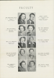 Page 8, 1947 Edition, Haynesville High School - Tornado Yearbook (Haynesville, LA) online yearbook collection
