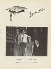 Page 11, 1948 Edition, Haynesville High School - Tornado Yearbook (Haynesville, LA) online yearbook collection