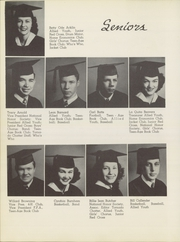 Page 12, 1948 Edition, Haynesville High School - Tornado Yearbook (Haynesville, LA) online yearbook collection