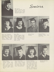 Page 14, 1948 Edition, Haynesville High School - Tornado Yearbook (Haynesville, LA) online yearbook collection