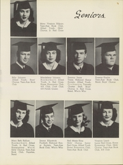 Page 15, 1948 Edition, Haynesville High School - Tornado Yearbook (Haynesville, LA) online yearbook collection