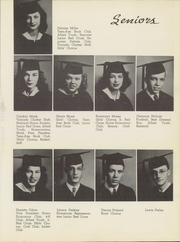 Page 17, 1948 Edition, Haynesville High School - Tornado Yearbook (Haynesville, LA) online yearbook collection