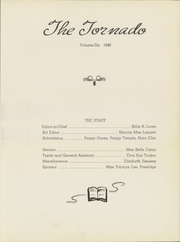 Page 5, 1948 Edition, Haynesville High School - Tornado Yearbook (Haynesville, LA) online yearbook collection