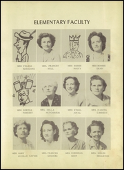 Page 15, 1950 Edition, Kentwood High School - Kangaroo Yearbook (Kentwood, LA) online yearbook collection