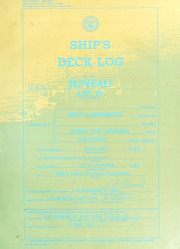 Page 5, 1983 Edition, Juneau (LPD 10) - Naval Cruise Book online yearbook collection