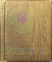 1964 Edition, Anacoco High School - Chief Yearbook (Anacoco, LA)