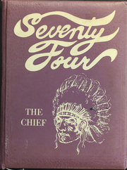 1974 Edition, Anacoco High School - Chief Yearbook (Anacoco, LA)